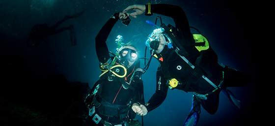 Diving price list in Croatia, courses, diving tourism. Centrum